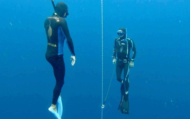 Freedive Deep Event